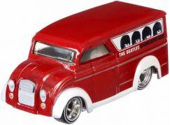 Hot Wheels prémiové auto Beatles Dairy Delivery