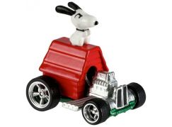Hot Wheels prémiové auto Snoopy