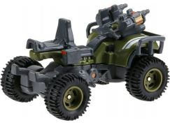 Hot Wheels prémiové auto UNSC Gungoose