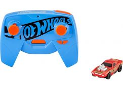 Hot Wheels RC cyber tahač měřítko 1:64 Roger Dodger