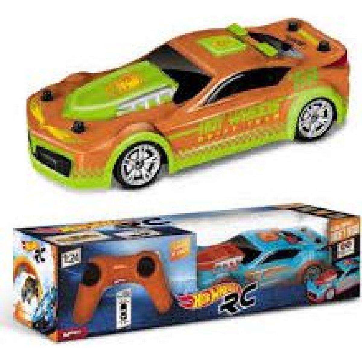 Hot Wheels RC Drift Rod 1:24 - Oranžová