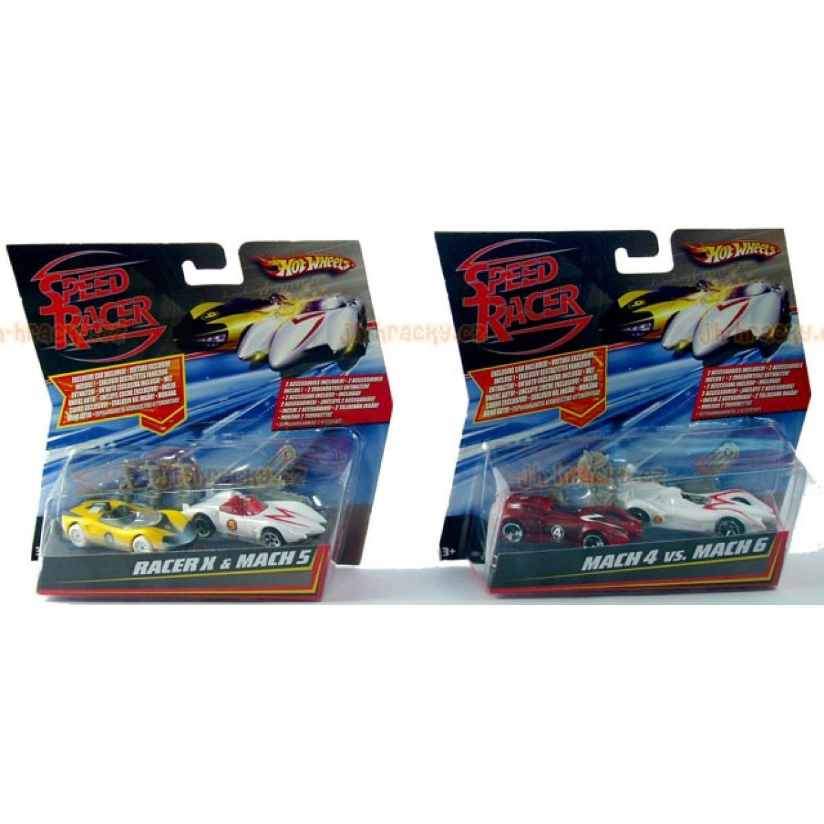 Hot Wheels Speed Racer