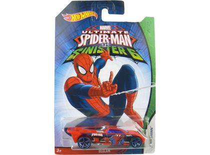 Hot Wheels Spiderman Autíčko - Bedlam Spider Man