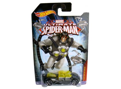 Hot Wheels Spiderman Autíčko - Doctor Octopus