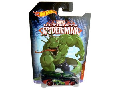Hot Wheels Spiderman Autíčko - Lizard