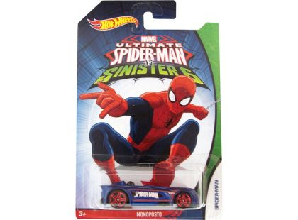 Hot Wheels Spiderman Autíčko - Monoposto