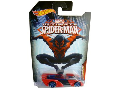 Hot Wheels Spiderman Autíčko - Spider-man 2099