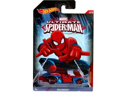 Hot Wheels Spiderman Autíčko - Spider-man Arachnorod