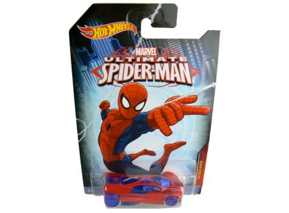 Hot Wheels Spiderman Autíčko - Spider-man