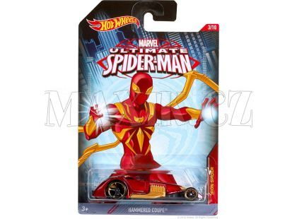 Hot Wheels Spiderman Autíčko - Iron Spider