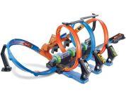 Hot Wheels spirálová jízda - Poškozený obal