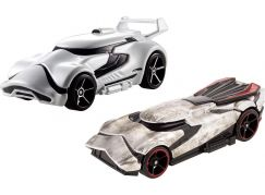 Hot Wheels Star Wars 2ks autíčko First order stormtrooper a Captain Phasma