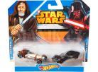Hot Wheels Star Wars 2ks autíčko - Obi-Wan Kenobi a Darth Vader 4