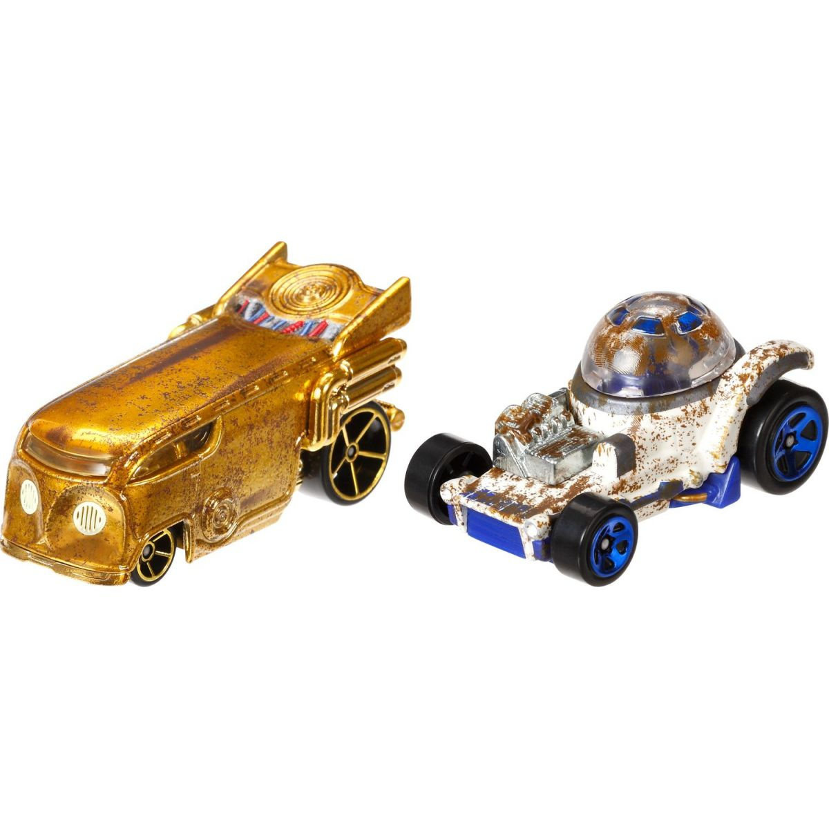 Hot Wheels Star Wars Angličák 2ks - DXR03