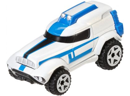 Hot Wheels Star Wars Autíčko - Clone Trooper