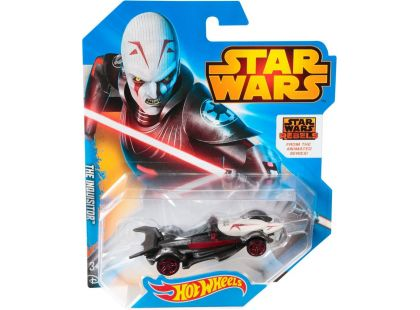 Hot Wheels Star Wars Autíčko - The Inquisitor