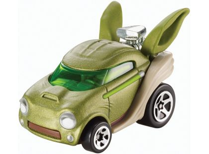 Hot Wheels Star Wars Autíčko - Yoda