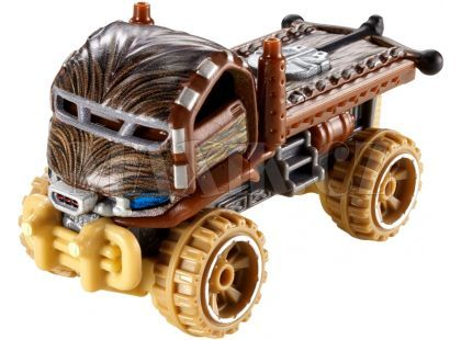 Hot Wheels Star Wars Autíčko - Chewbacca