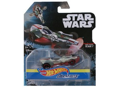 Hot Wheels Star Wars Carship - Boba Fett´s Slave I