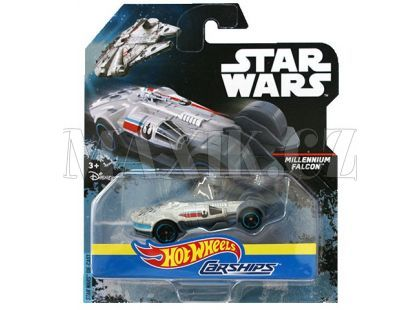 Hot Wheels Star Wars Carship - Millennium Falcon