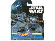 Hot Wheels Star Wars Carship - Tie Fighter