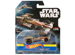 Hot Wheels Star Wars Carship - X-Wing Fighter