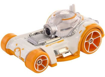 Hot Wheels Star Wars Character cars angličák - BB-8 DXP33