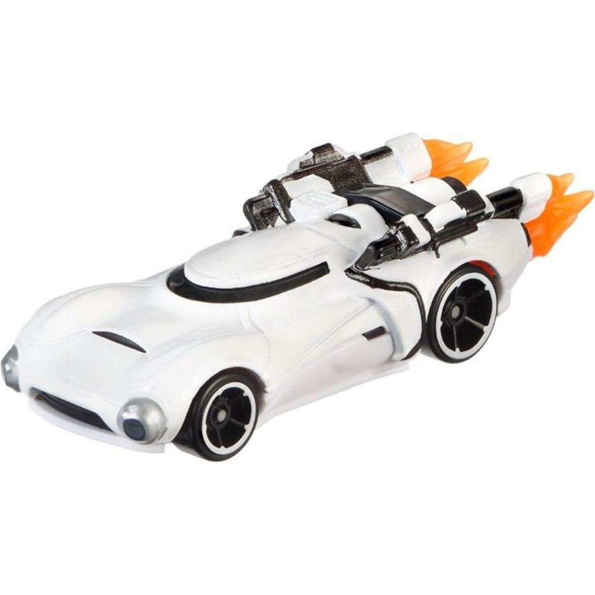 Hot Wheels Star Wars Character cars angličák - Flametrooper DXP30