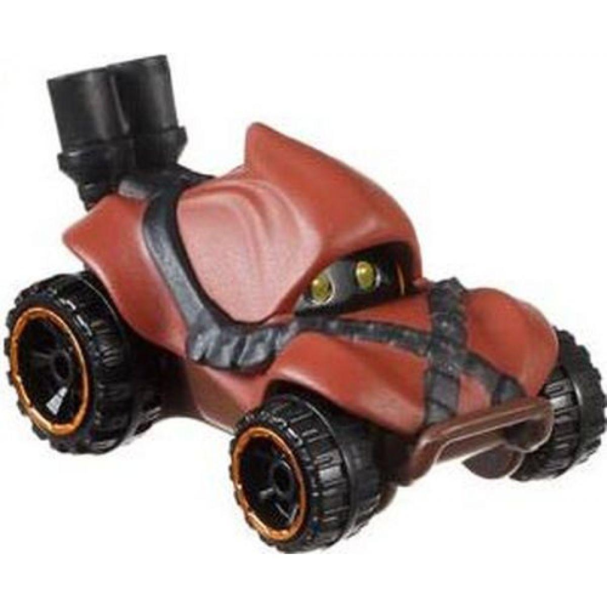 Hot Wheels Star Wars Character cars angličák - Jawa DJL64