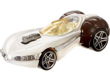Hot Wheels Star Wars Character cars angličák - Princess Leia DXP40