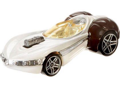 Hot Wheels Star Wars Character cars angličák - Princess Leia DXP40