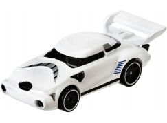 Hot Wheels Star Wars Character cars angličák - Stormtrooper DXP39