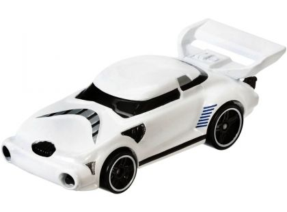 Hot Wheels Star Wars Character cars angličák - Stormtrooper DXP39