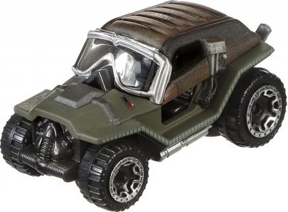 Hot Wheels Star Wars Character cars angličák Sergeant Jyn Erso