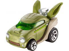 Hot Wheels Star Wars Character Cars Yoda