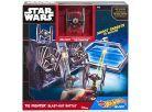 Hot Wheels Star Wars Hrací set s hvězdnou lodí - TIE Fighter Blast