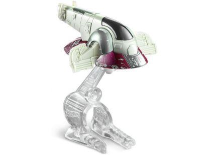 Hot Wheels Star Wars Kolekce hvězdných lodí - Boba Fett´s Slave I