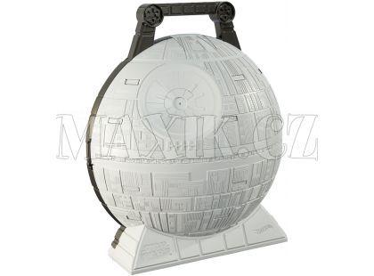 Hot Wheels Star Wars Přenosný hrací set Hvězda Smrti