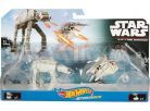 Hot Wheels Star Wars Starship - AT-AT vs. Rebel Snowspeeder DYH43 2
