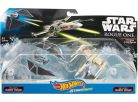 Hot Wheels Star Wars Starship - Tie Fighter vs. X-Wing Fighter DYH44 2