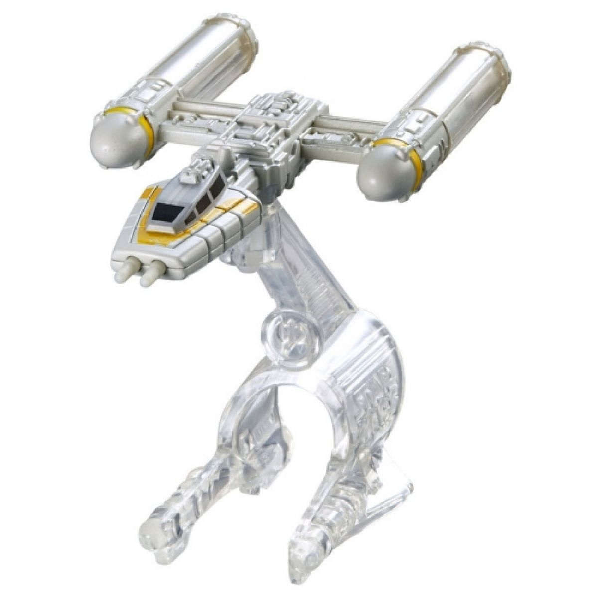 Hot Wheels Star Wars Starship 1ks - Y-Wing Fighter DXX54