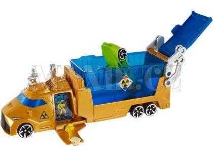 Hot Wheels Super akce - Stroj na odstranění barvy