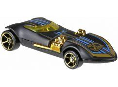 Hot Wheels Tématické auto - 50. let výročí Black & Gold Twin Mill