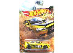Mattel Hot Wheels tematické auto – klasická kolekce 08 Lancer Evolution