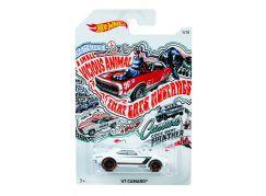 Hot Wheels Tématické auto - Prémiová kolekce 67 Camaro