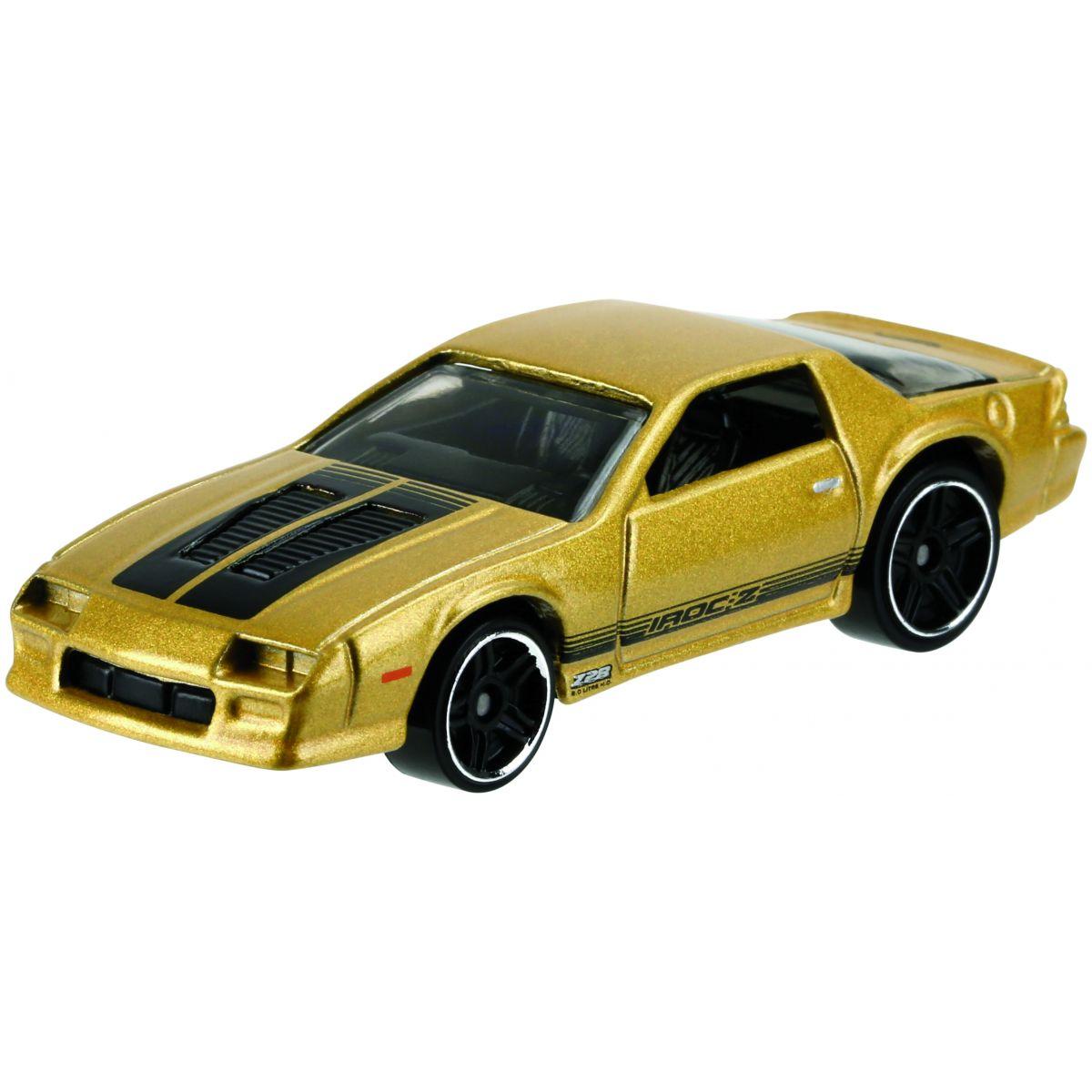 Hot Wheels Tématické auto - Prémiová kolekce 85 Chevrolet Camaro #2