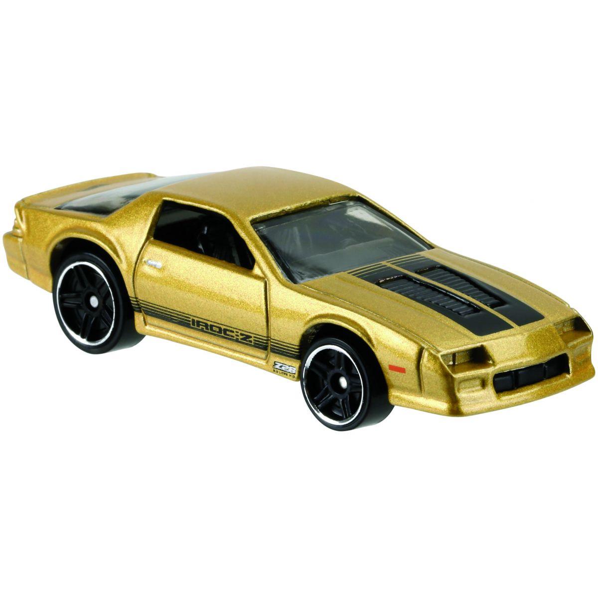 Hot Wheels Tématické auto - Prémiová kolekce 85 Chevrolet Camaro #3