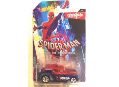 Hot Wheels tématické auto - Spiderman Cockney Cab