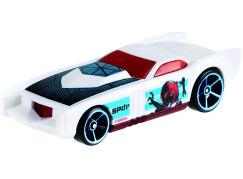 Hot Wheels tématické auto - Spiderman The Govner