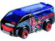 Hot Wheels tématické auto - Spiderman The Vanster